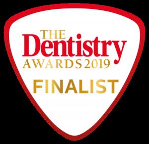 Big Dentistry Awards 2019 Finalist 300x291